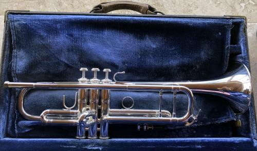 70's Vincent Bach Stradivarius Professional Trumpet