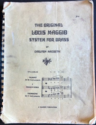 Louis Maggio System For Brass