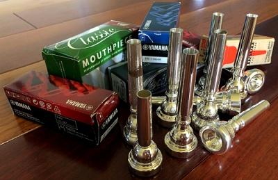 Trumpet, Cornet, and Flugelhorn Mouthpieces
